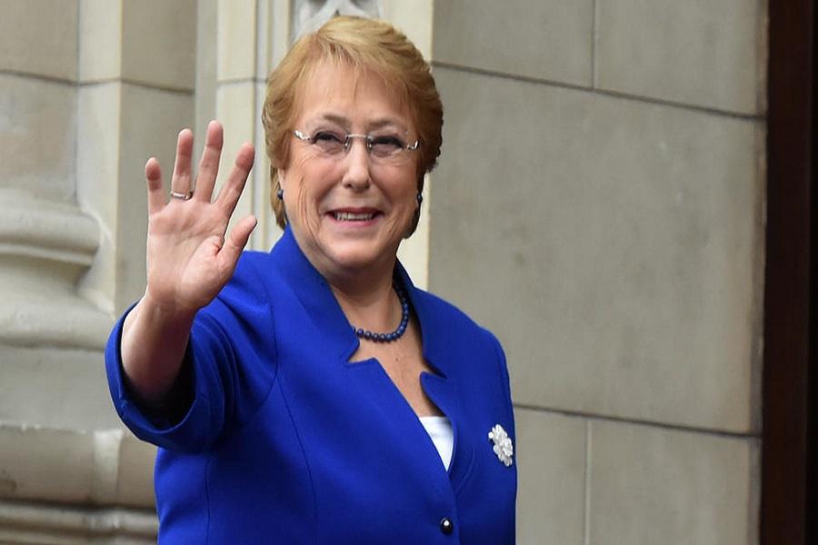 Michelle Bachelet (Haut-commissaire aux droits de l'homme à l'ONU) se réjouit de la libération de Maurice Kamto
