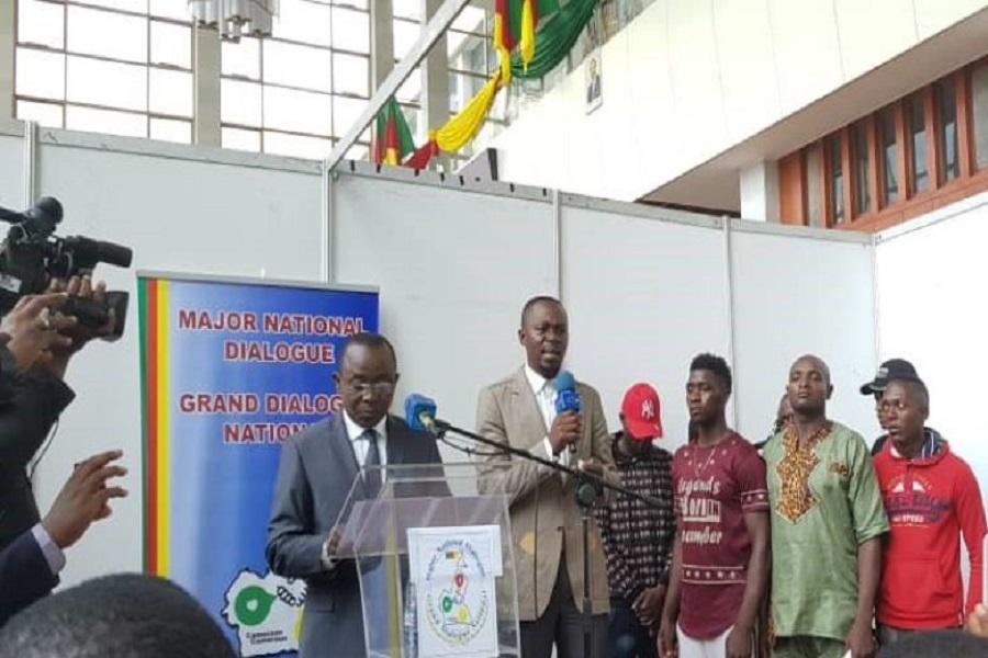Cameroun-4e journée du dialogue: 9 nouveaux séparatistes à Yaoundé