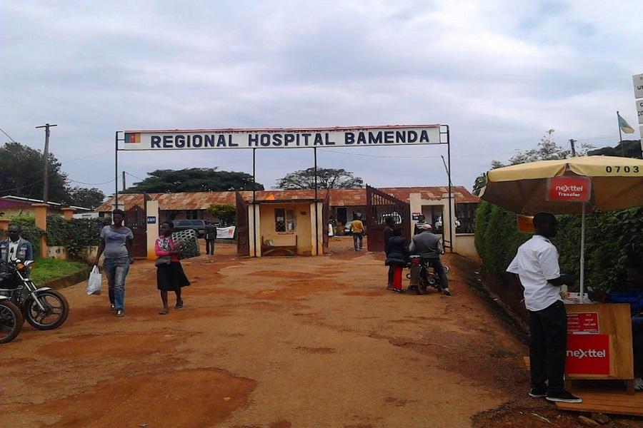 Cameroun-zone de crise : 7 corps dont celui d'un bébé, abandonnés à l'hôpital régional de Bamenda