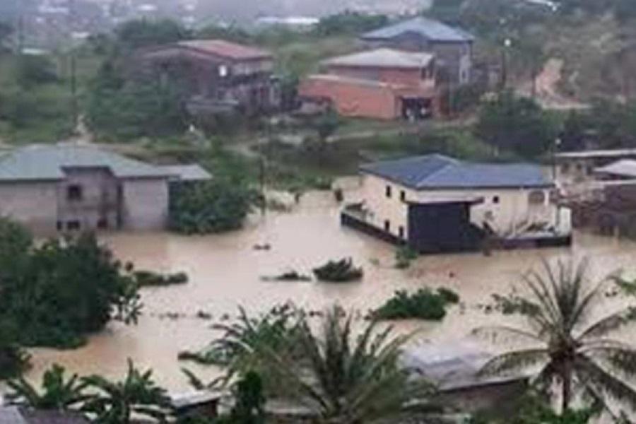 Cameroun-inondation : plusieurs maisons détruites dans l'Extrême-nord
