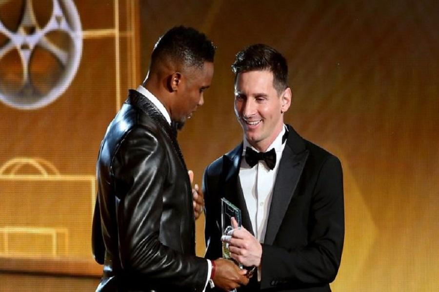 Samuel Eto'o : « J'ai élevé Messi presque comme un fils… »