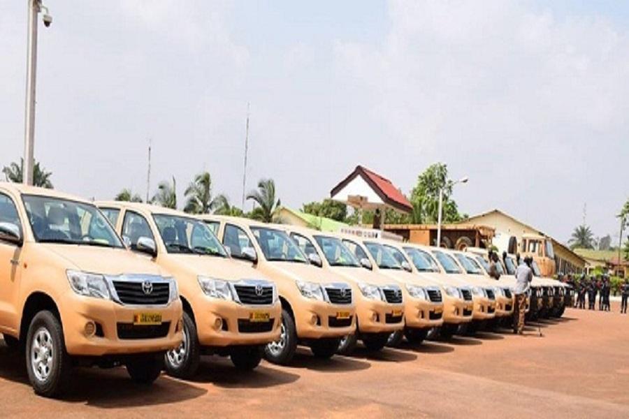 Cameroun : L'armée camerounaise acquiert de nouveaux véhicules