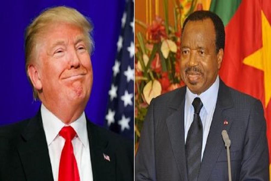 Cameroun : Donald Trump  sanctionne le régime de Paul Biya pour violation des droits de l'Homme