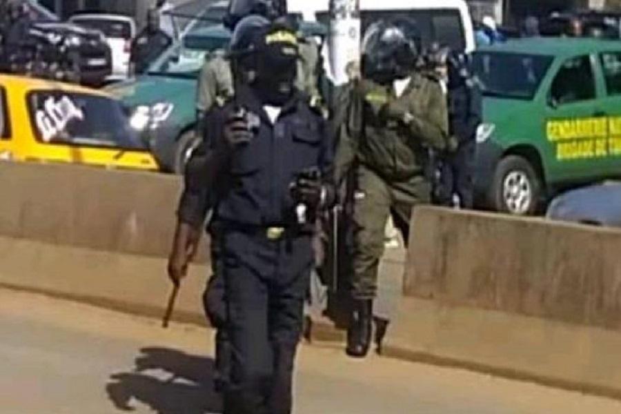Cameroun : une chasse à l'homme lancée après l'assassinat d'un policier à Bamenda