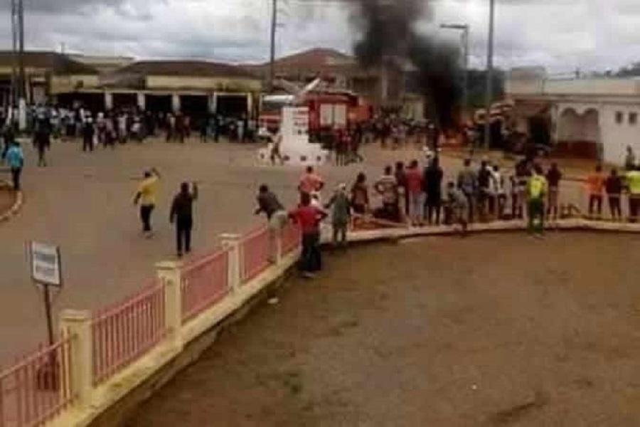 Cameroun : plusieurs pertes matérielles après l'incident de Sangmelima