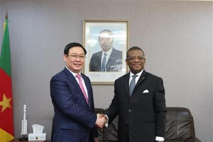 Le Vietnam veut renforcer sa présence au Cameroun
