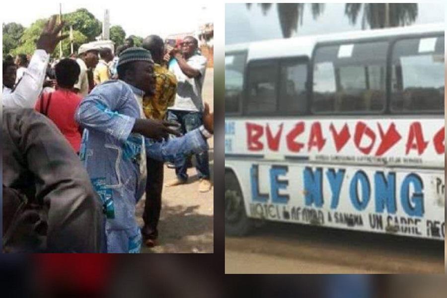 Discrimination : Les militants du MRC chassés de l'agence Buca Voyage