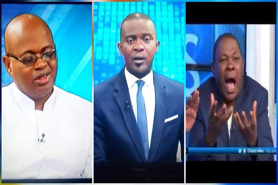 Club d'Elites : Lynché sur Vision 4 par le trio Obama, Owona, et Essomba, Maurice Kamto se fait secourir par Anne Feconde Noah, porte parole de Cabral Libii.