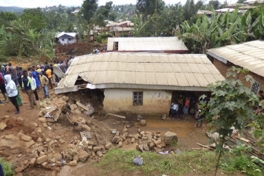 Cameroun : un mort dans un autre glissement de terrain à Yaoundé.