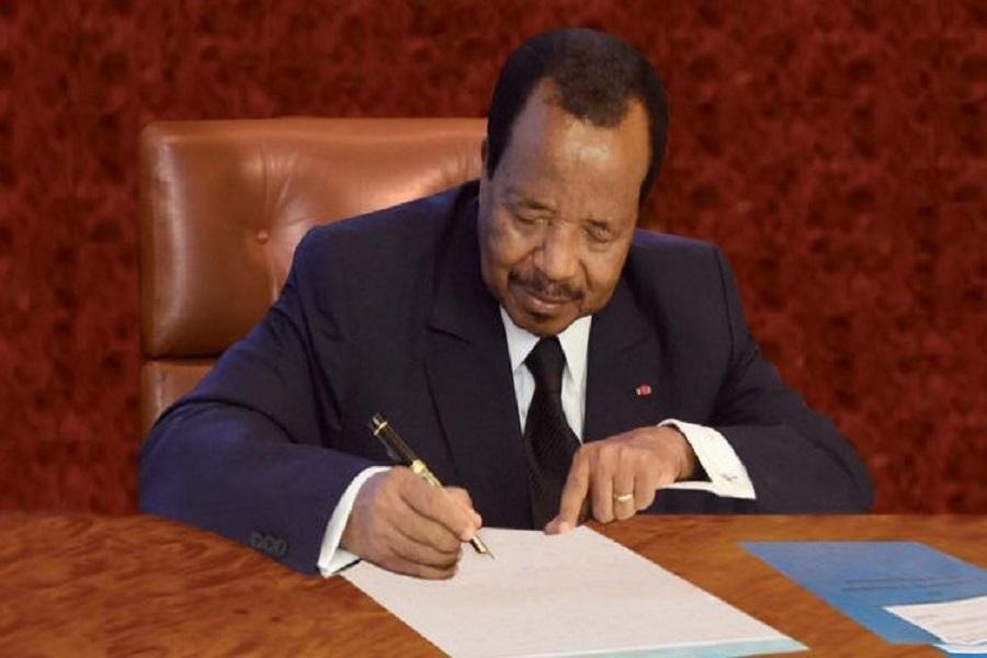 Cameroun: Paul Biya programme le 9 février 2020 les élections législatives et municipales
