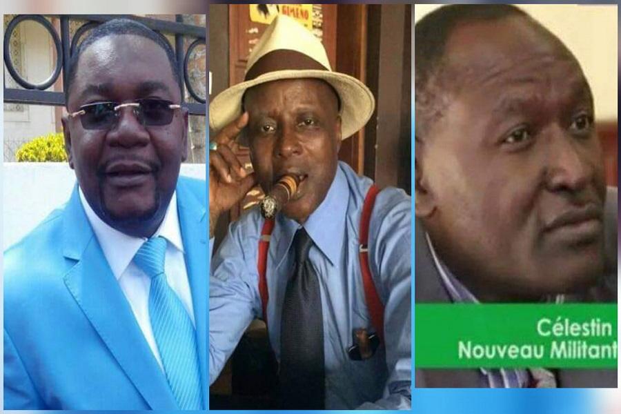 Insolite : Herve Emmanuel Nkom se propose de trouver un boulot à Célestin Djamen , présenté comme un chômeur par Paul Eric Kingue