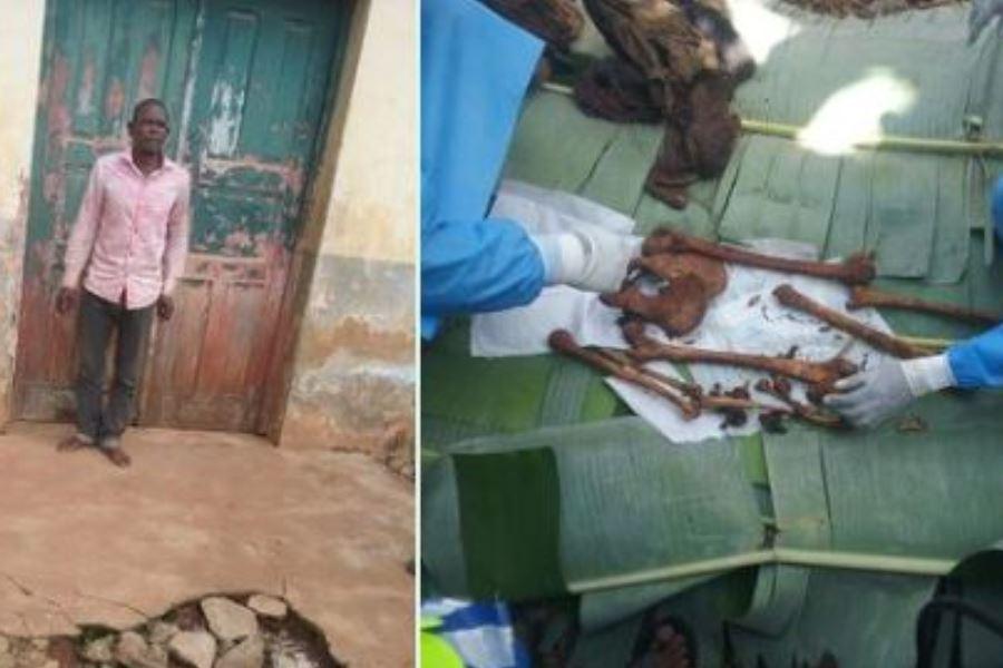 Horrible et Incroyable / Un Camerounais tue sa femme et viole sa fille...